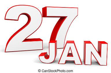 27 January