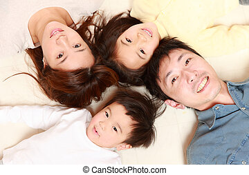 japán, család 4