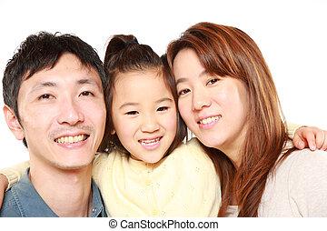 japán, család