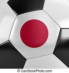 japán, focilabda