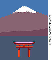 japão, atrações
