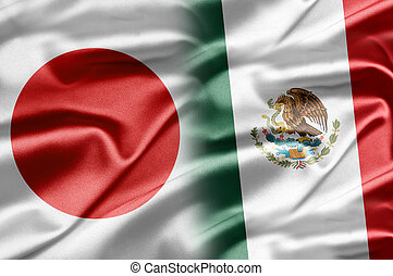 Japan and Mexico