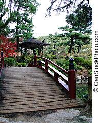 japan, gärten, hiroshima, shukkeien