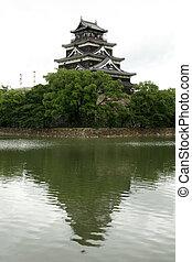 japan, hiroshima, hiroshima, hofburg