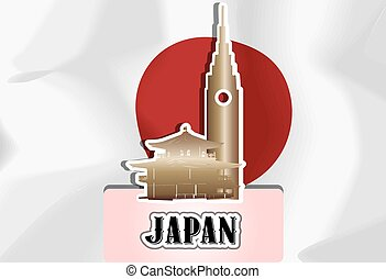 japan, illustration