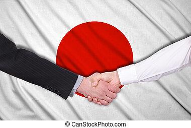 japan lobogó