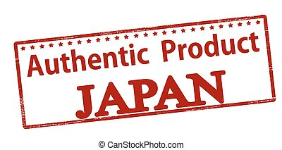 japan, product, authentiek
