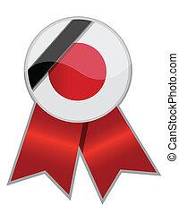 Japan ribbon