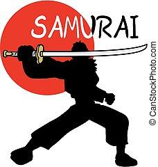Japan samurai - Creative design of japan samurai
