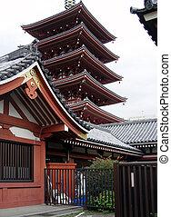 Japaneese Pagoda