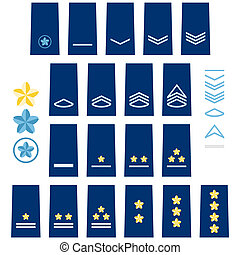 Japanese Air Force insignia