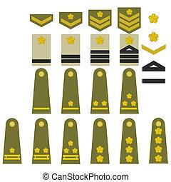 Japanese army insignia