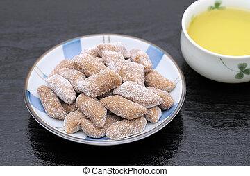Japanese confectionery, Genkotuame - Japanese confectionery,...