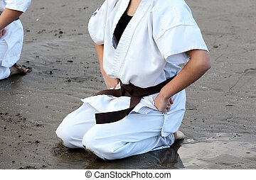 Martial arts greeting stock photo search photographs and clipart japanese karate martial arts m4hsunfo