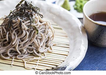 Japanese Noodles Soba
