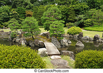 Japanese park