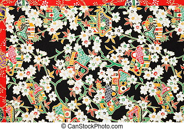 Japanese pattern paper