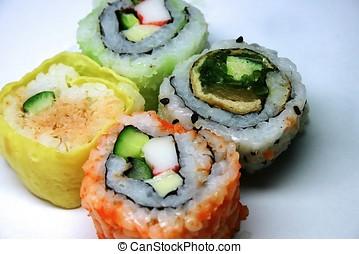 Sushi - Japanese Sushi