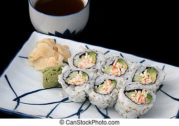 Japanese Sushi & Tea