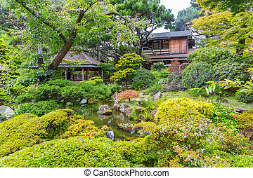 Japanese Tea Garden in Golden Gate Park. - Japanese Tea ...