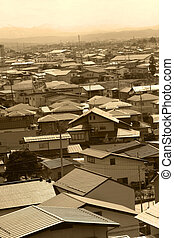 Japanese Town