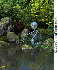 Japanese Water Spirit