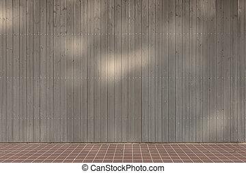 japanese wood panel - Vintage and grunge japanese style wood...