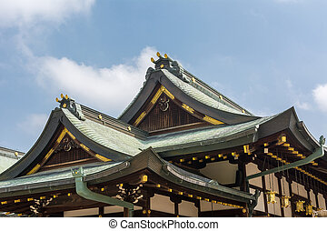 Japanisches Dach groß stil japanisches dach bilder fotografien und foto