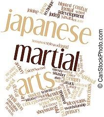 japanner, martial arts