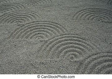 Arena zen jard n japon s arena jard n zen portland - Arena jardin zen ...