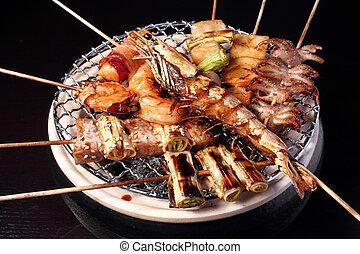 japonês alimento