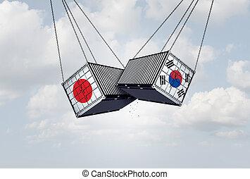 japon, corée sud, conflit