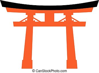 japon, torii