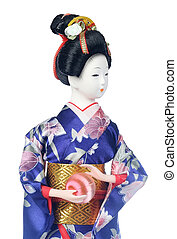 japonaise, poupée