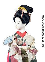japonaise, poupées