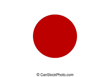 japonia bandera