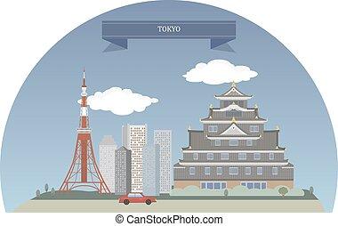 japonia, tokio