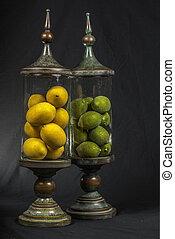 Jar of Citrus 2