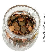 Jar of Pennies (1)
