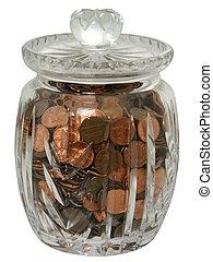 Jar of Pennies (3)