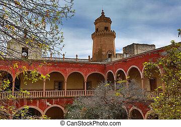jaral de berrio hacienda mexico - the jaral de berrio...