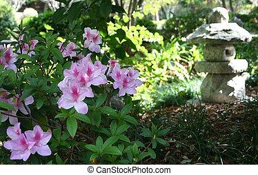 photos et images de japonaise jardin statue 644 photographies et images libres de droits de. Black Bedroom Furniture Sets. Home Design Ideas