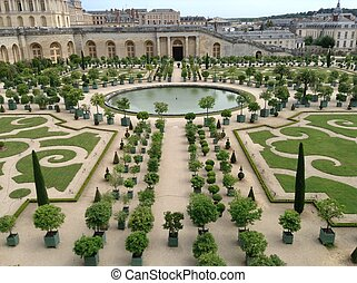 jardin versailles france jardin palais paris france photo de stock rechercher. Black Bedroom Furniture Sets. Home Design Ideas