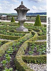 jardins, formal