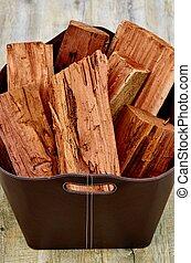 Jarrah Fire Wood