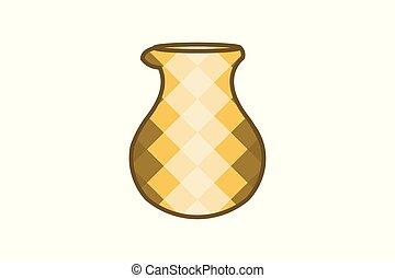 jars logo inspiration isolated on white background