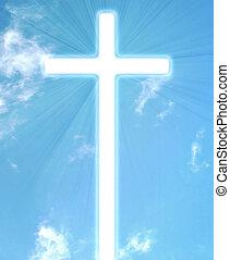 jarzący się, krzyż