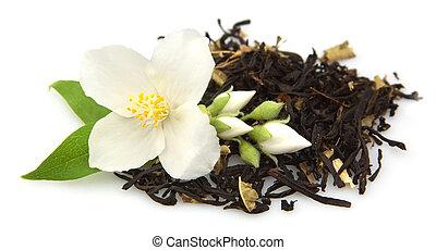 jasmijn, thee