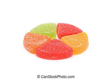 jasna barwa, sweets.