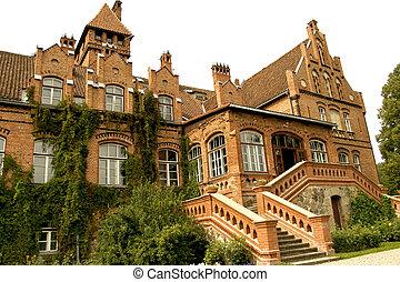 Jaunmoku Palace in Latvia - Jaunmoku Palace is the only ...